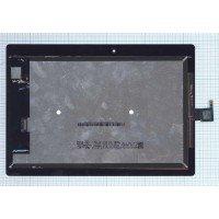 Модуль (матрица + тачскрин) Lenovo для планшета Tab 2 A10-30 черный [T0209]