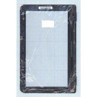 Сенсорное стекло (тачскрин) HP Pavilion x360 11-K105na 11-K120nr черное с рамкой