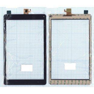 Сенсорное стекло (тачскрин) FPC-FC101J235-00 черный