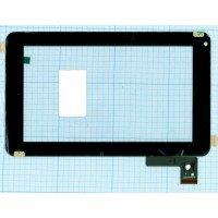 Сенсорное стекло (тачскрин) SG5137A-FPC-V1 черное