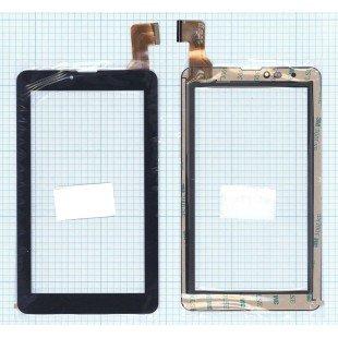 Сенсорное стекло (тачскрин) FPC-FC70J835-01 черное