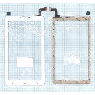Сенсорное стекло (тачскрин) HK70DR2671-V02 белое