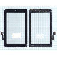 Сенсорное стекло (тачскрин) SG5297-FPC-V2 черное