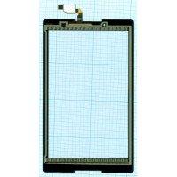 *SALE* Сенсорное стекло (тачскрин) Lenovo TAB 2 A8-50 A8-50F A8-50LC черное [T0208]
