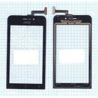 Сенсорное стекло (тачскрин) Asus ZenFone 4 (A450CG) черное