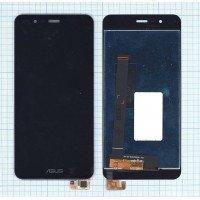 Модуль (матрица + тачскрин) Asus ZenFone 3 Max (ZC520TL) черный