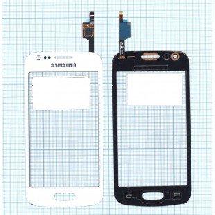 Сенсорное стекло (тачскрин) Samsung Galaxy Ace 3 GT-S7270 белое