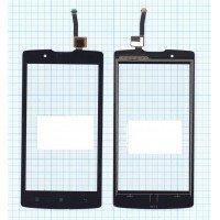 Сенсорное стекло (тачскрин) Lenovo A2010 черное