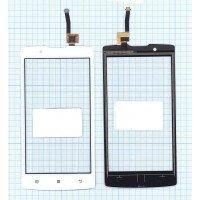 Сенсорное стекло (тачскрин) Lenovo A2010 белое