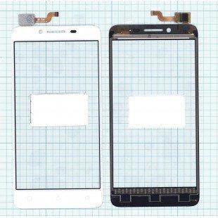 Сенсорное стекло (тачскрин) Lenovo A3690 белое
