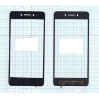 Сенсорное стекло (тачскрин) Lenovo Sisley S90 черное