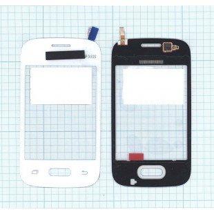 Сенсорное стекло (тачскрин) Samsung Galaxy Pocket 2 SM-G110 белое