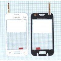 Сенсорное стекло (тачскрин) Samsung Galaxy Young 2 SM-G130 белое