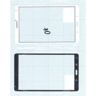 Стекло сенсора Samsung Galaxy Tab S 8.4 SM-T700 белое