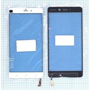 Сенсорное стекло (тачскрин) Xiaomi Mi Note белое