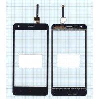 Сенсорное стекло (тачскрин) Xiaomi Redmi 2 черное
