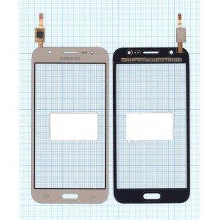 Сенсорное стекло (тачскрин) Samsung Galaxy J5 SM-J500 золотистое