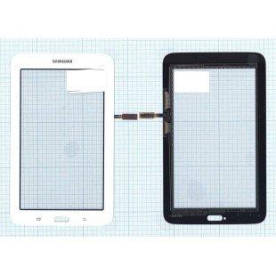 Сенсорное стекло (тачскрин) Samsung Galaxy Tab 3 Lite 7.0 SM-T113 белое