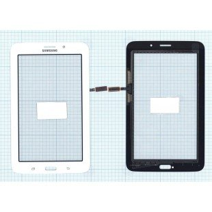 Сенсорное стекло (тачскрин) Samsung Galaxy Tab 3 Lite 7.0 SM-T116 белое