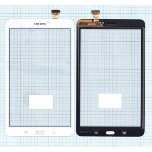 Сенсорное стекло (тачскрин) Samsung Galaxy Tab E 8.0 SM-T377 белое