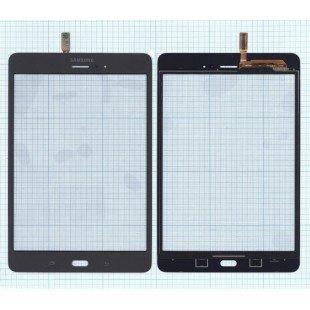 Сенсорное стекло (тачскрин) Samsung Galaxy Tab A 8.0 SM-T351 SM-T355 серый