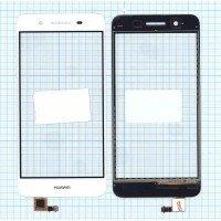 Сенсорное стекло (тачскрин) Huawei GR3 белый