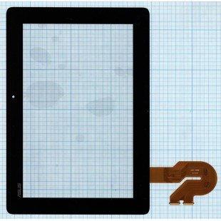 Сенсорное стекло (тачскрин) для планшета Asus MeMo Pad Smart 10 ME301 ME302 (5235N FPC-1, 5449N FPC-1), черный