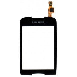 Сенсорное стекло (тачскрин) Samsung Galaxy Mini GT-S5570 черное