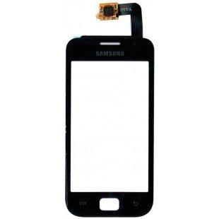 Сенсорное стекло (тачскрин) Samsung Galaxy S scLCD GT-I9003 черное