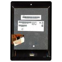 Модуль (матрица + тачскрин) Acer Iconia Tab A1-810, A1-811 черный