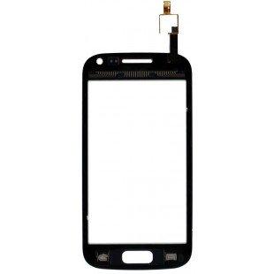 Сенсорное стекло (тачскрин) Samsung Galaxy Ace II GT-I8160 LaFleur белое