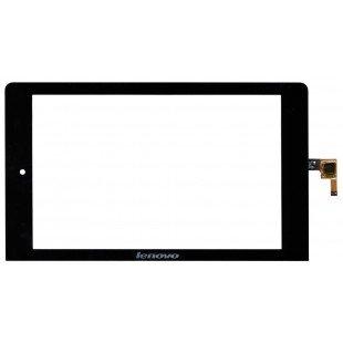 Сенсорное стекло (тачскрин) Lenovo Yoga Tablet 8 B6000 черное