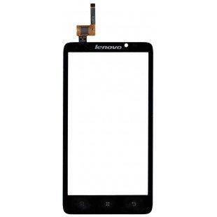 Сенсорное стекло (тачскрин) Lenovo S890 черное