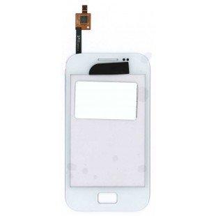 Тачскрин (сенсорное стекло) Samsung Galaxy Ace Plus GT-S7500 белое