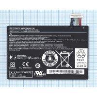 Аккумуляторная батарея BAT-714 для планшета Acer Iconia Tab A110 12.65Wh 3.7V 3420mAh ORIGINAL