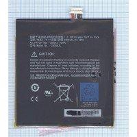 Аккумуляторная батарея 3555A2L, DR-A013 для Amazon Kindle Fire (D01400), 4400mAh 3.7V