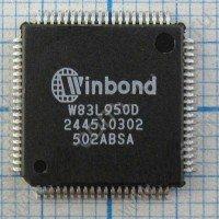 Мультиконтроллер W83L950D