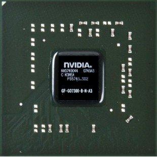 Видеочип GF-GO7300-B-N-A3 nVidia GeForce Go7300