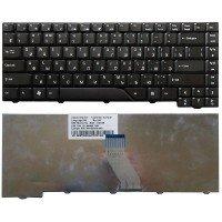 Клавиатура для ноутбука Acer Aspire 4220, 4230, 4310, 4520, 4710, 4720, 4900, 5220, 5230, 5300, 5315, 5520, 5700, 5710, 5910, 5920, 6920 (RU) черная [10012]