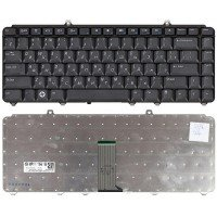 Клавиатура для ноутбука Dell Inspiron 1420, 1520, 1521, 1525, 1526, 1540, 1545 Vostro 1400, 1500 XPS  (RU) черная [10080]