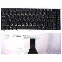 Клавиатура для ноутбука eMashines E520, E720, D520, D720 (RU) черная [00657]