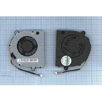 Вентилятор (кулер) для ноутбука Toshiba L500 C670 L770; Lenovo G550; Acer Aspire 4730 (F0017-2)