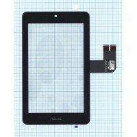Сенсорное стекло (тачскрин) для планшета ASUS MeMO Pad HD 7 ME173 ME173X черный