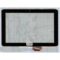 Сенсорное стекло (тачскрин) для планшета Acer Iconia Tab A200 [T00136]
