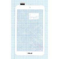 Сенсорное стекло (тачскрин) для планшета  Asus MeMO Pad 8 ME180 ME180A белый