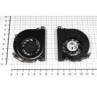 Вентилятор (кулер) для ноутбука MSI U90 U100 U110 U120 [F0128]