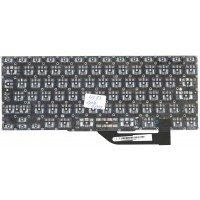 Клавиатура для ноутбука Apple MacBook Pro A1398 большой Enter (RU) черная
