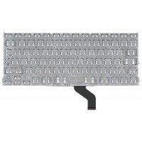 Клавиатура для ноутбука Apple MacBook Pro A1425 большой enter (RU) черная