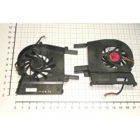 Вентилятор (кулер) для ноутбука Sony Vaio VGN-CS [F0097]