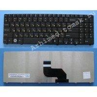 Клавиатура для ноутбука Acer Aspire 5516, 5517, 5241, 5332, 5334, 5532, 5534, 5541, 5732Z, 5734Z (RU) черная [00070-2]